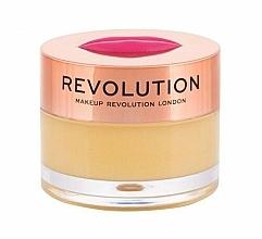Perfumería y cosmética Bálsamo mascarilla labial de noche con sabor a piña - Makeup Revolution Kiss Lip Balm Pineapple Crush