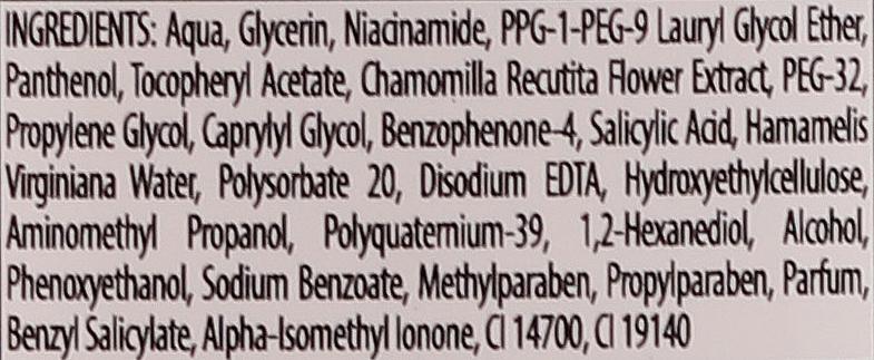 Tónico limpiador con vitaminas B3 & E 7 en 1 - Olay Total Effects 7 In One Age-defying Toner — imagen N3
