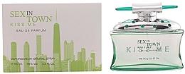 Perfumería y cosmética Concept V Design Sex In Town Kiss Me - Eau de parfum