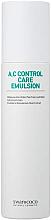Perfumería y cosmética Emulsión facial con agua de árbol de té - Swanicoco A.C Control Care Emulsion
