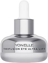 Perfumería y cosmética Sérum para contorno de ojos con ácido hialurónico y extracto de jazmín - Yonelle Trifusion Eye Ultra Lift