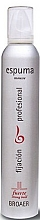 Perfumería y cosmética Espuma para cabello, fijación fuerte - Broaer Expert Fixation Mousse Strong Hold