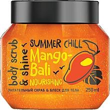 Perfumería y cosmética Exfoliante corporal con manteca de mango y aceite de coco - MonoLove Bio Mango-Bali Nourishing