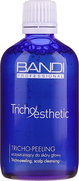 Tricho-exfoliante para limpieza de cuero cabelludo - Bandi Professional Tricho Esthetic Tricho-Peeling Scalp Cleansing