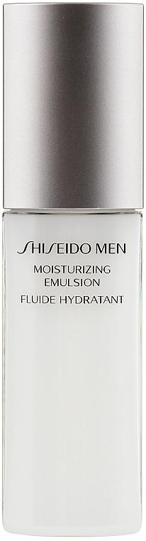 Emulsión relajante antipolución para hombres con linalool - Shiseido Men Moisturizing Emulsion  — imagen N1