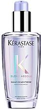 Perfumería y cosmética Aceite reparador para cabello decolorado con extracto de edelweiss - Kerastase Blond Absolu Huile Cica Extreme