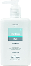Perfumería y cosmética Mascarilla capilar reparadora con aceite de laurel, vitamina C y B - Frezyderm Hair Force Mask