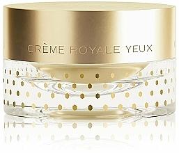 Perfumería y cosmética Crema iluminadora para contorno de ojos con jalea real y oro 24K - Orlane Creme Royale Eye