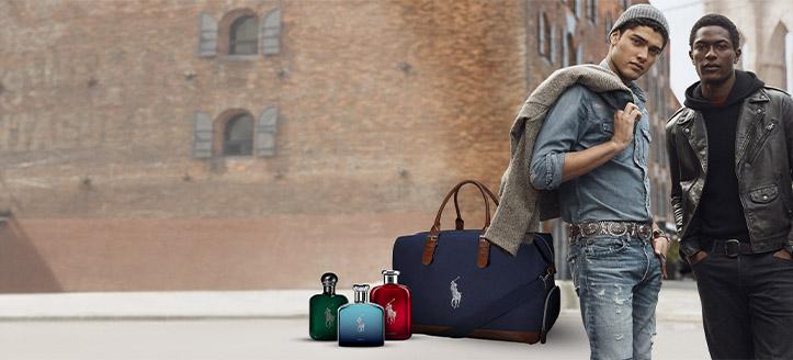 Por la compra de productos Ralph Lauren superior a 69 €, llévate un bolso de la marca de regalo