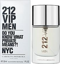 Perfumería y cosmética Carolina Herrera 212 VIP Men - Eau de toilette