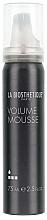 Perfumería y cosmética Mousse de peinado voluminizador con D-pantenol y filtro UV - La Biosthetique Styling Volume Mousse