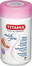 Perfumería y cosmética Talco para pies - Titania Foot Powder