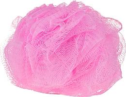 Perfumería y cosmética Esponja de malla, rosa - IDC Institute Design Mesh Pouf Bath Sponges