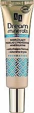 Perfumería y cosmética Base de maquillaje hidratante con pigmentos minerales - AA Dream Minerals Hydro Comfort Foundation