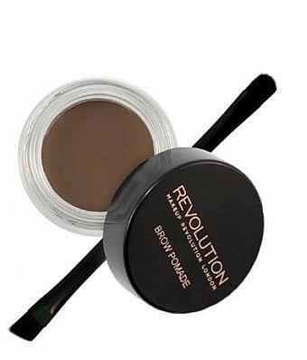 Pomada para cejas vegana de larga duración - Makeup Revolution Brow Pomade