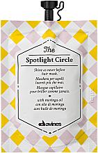 Perfumería y cosmética Mascarilla capilar con aceite de moringa - Davines Spotlight Circle Hair Mask