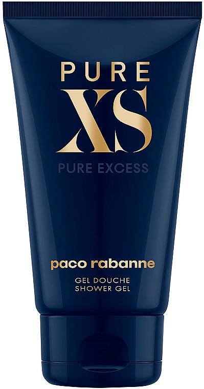 Gel de ducha perfumado - Paco Rabanne Pure XS — imagen N1