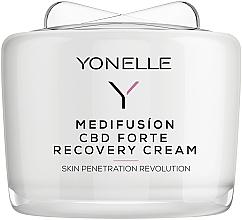 Perfumería y cosmética Crema facial rejuvenecedora - Yonelle Medifusion CBD Forte Recovery Cream