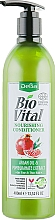 Perfumería y cosmética Acondicionador nutritivo con acete de argán y extracto de granada - DeBa Bio Vital Nourishing Conditioner