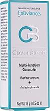 Perfumería y cosmética Corrector facial antiedad multifuncional - Exuviance Cover Blend Multi-Function Concealer