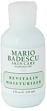Perfumería y cosmética Crema facial hidratante con ácido láctico y vitamina E - Mario Badescu Revitalin Moisturizer