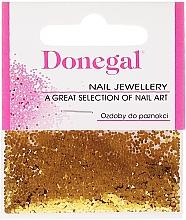 Perfumería y cosmética Purpurina para uñas, 3501/3 - Donegal