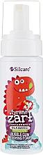 Perfumería y cosmética Crema-espuma de baño para niños - Silcare Bubble Gum Washing Foam for Kids
