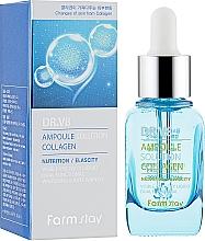Perfumería y cosmética Sérum facial nutritivo con colágeno y extracto de propóleo - FarmStay DR.V8 Ampoule Solution Collagen