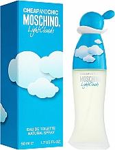 Moschino Cheap and Chic Light Clouds - Eau de toilette spray — imagen N2