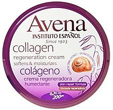 Perfumería y cosmética Crema corporal con colágeno & baba de caracol - Instituto Español Avena Collagen Cream
