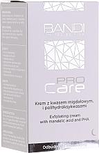 Perfumería y cosmética Crema exfoliante facial con ácido mandélico y PHA - Bandi Professional Pro Care Exfoliating Cream With Mandelic Acid And Polyhydroxy Acids