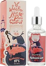Perfumería y cosmética Sérum multifunción reductor de poros con 97% de ácido hialurónico - Elizavecca Face Care Hell-Pore Control Hyaluronic Acid 97%