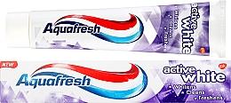 Perfumería y cosmética Pasta dental blaqueadora 3 en 1 - Aquafresh Active White Toothpaste
