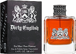 Juicy Couture Dirty English for Men - Eau de toilette — imagen N2
