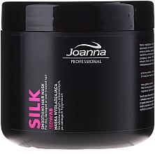 Perfumería y cosmética Mascarilla capilar con proteínas de seda - Joanna Professional