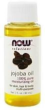 Perfumería y cosmética Aceite de jojoba 100% natural - Now Foods Solutions Jojoba Oil