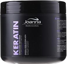 Perfumería y cosmética Mascarilla capilar con queratina - Joanna Professional