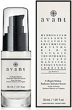 Perfumería y cosmética Sérum facial activador de colágeno con lecitina para pieles maduras y secas - Avant Collagen Intense Radiance Activator Serum