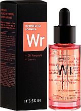 Perfumería y cosmética Aceite facial con extracto de muérdago - It's Skin Power 10 Formula Ulei de fata WR Ampoule