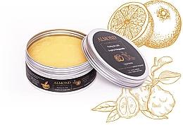 Perfumería y cosmética Exfoliante corporal, pomelo y bergamota - Almond Cosmetics Grapefruit & Bergamot Body Scrub