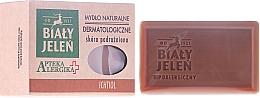 Perfumería y cosmética Jabón corporal hipoalergénico para pieles irritadas con ictiol - Bialy Jelen Apteka Alergika Soap