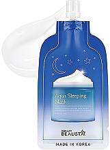 Perfumería y cosmética Mascarilla hidratante de noche para rostro - Beausta Aqua Sleeping Mask