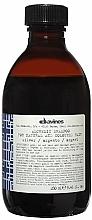 Perfumería y cosmética Champú alquímico, plateado - Davines Alchemic Shampoo