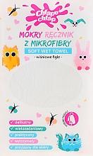 Perfumería y cosmética Toalla húmeda de microfibras - Chlapu Chlap Soft Wet Towel Cherry