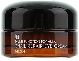 Perfumería y cosmética Crema contorno de ojos con 80% filtrado de baba de caracol - Mizon Snail Repair Eye Cream