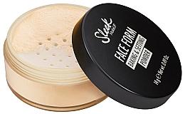 Perfumería y cosmética Polvo cocido fijador de maquillaje - Sleek MakeUP Face Form Baking & Setting Powder (Daym)