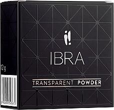Perfumería y cosmética Polvo suelto de maquillaje - Ibra Loose Powder Transparent