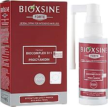 Perfumería y cosmética Spray anticaída del cabello con pantenol - Biota Bioxsine DermaGen Forte Herbal Spray For Intensive Hair Loss