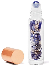 Perfumería y cosmética Frasco roll-on de cristal con sodalita, 10ml - Crystallove