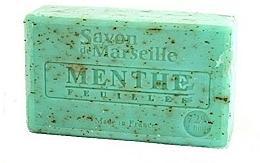 Perfumería y cosmética Jabón artesanal con hojas de menta - Le Chatelard 1802 Menthe Soap